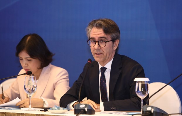 关于落实《海洋法公约》的第二次东盟区域论坛研讨会在河内举行 hinh anh 1