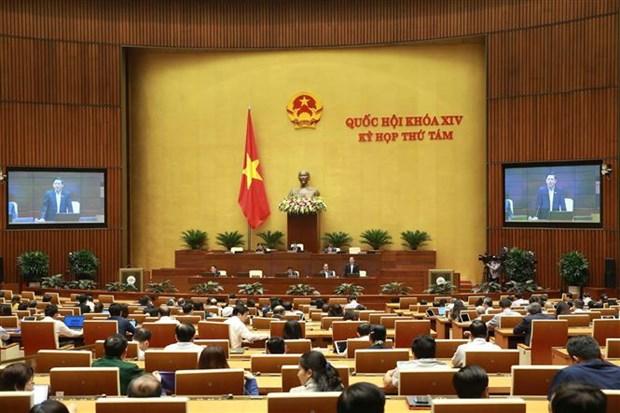 第十四届国会第八次会议:提高消防安全法律政策实施效果和效力 hinh anh 1