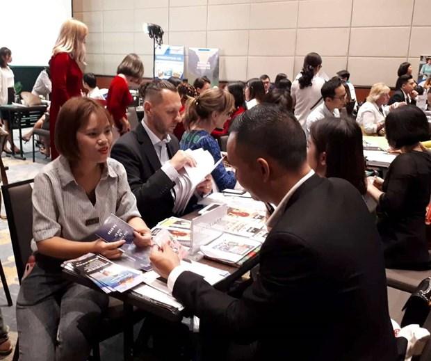 河内市向欧洲10国推介旅游资源和产品 hinh anh 1