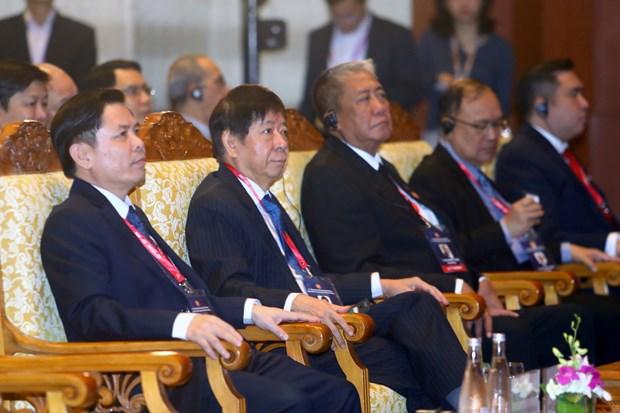 第25次东盟交通部长会议在河内开幕 hinh anh 2