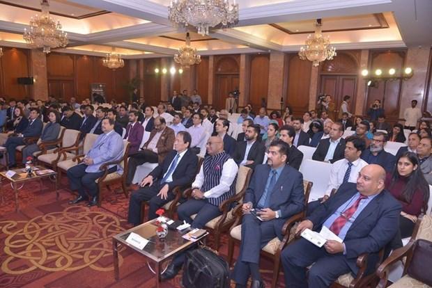 越南可成为印度企业和商品进军世界上各大市场的门户 hinh anh 2