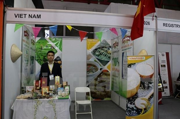 越南特色农产品亮相印尼国际食品饮料展 hinh anh 1