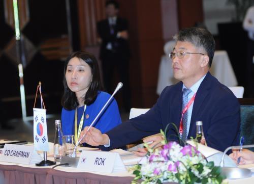 第十届东盟—韩国交通运输部长级会议在河内举行 hinh anh 2
