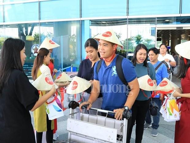 泰国游客在赴岘港国际游客人数排榜上位居第三 hinh anh 2