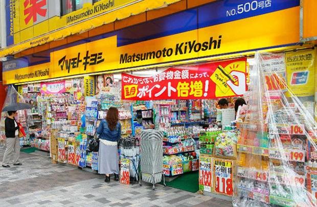 日本Matsumoto Kiyoshi公司在越南成立联营公司 hinh anh 1