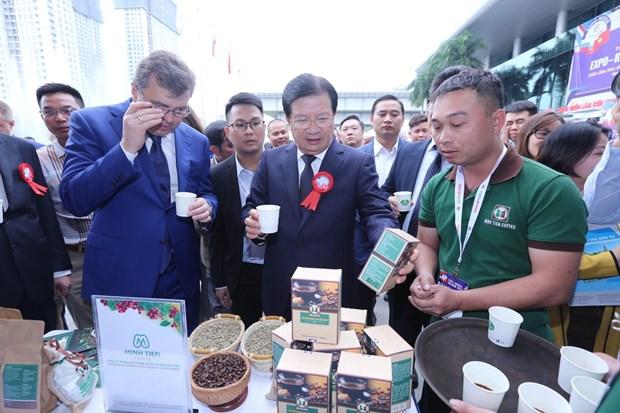 2019年越俄国际博览会:促进越俄经贸合作关系的良机 hinh anh 2