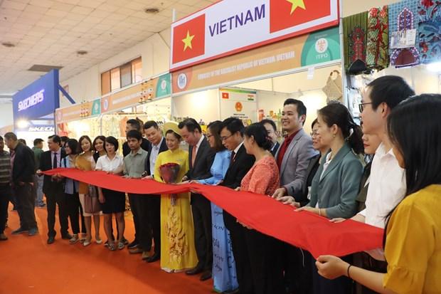 越南企业在印度寻找商机 hinh anh 1