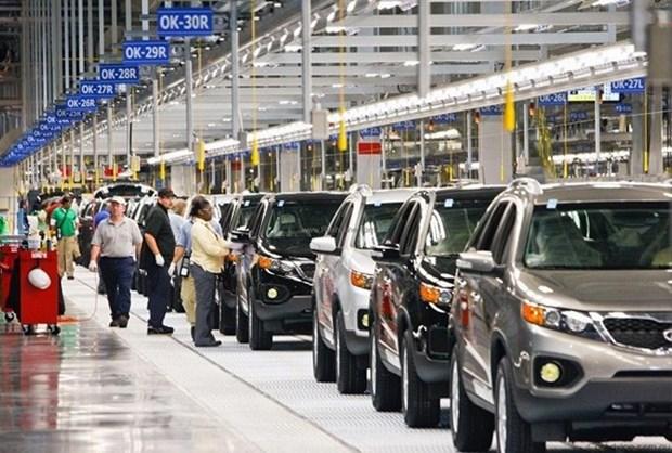 为汽车工业敞开越南市场大门 hinh anh 2