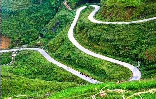幸福路——通往河江省马皮凉遗产的道路 hinh anh 1