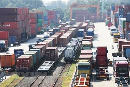 韩国通过自由贸易协定促进与东盟的经济合作关系 hinh anh 1
