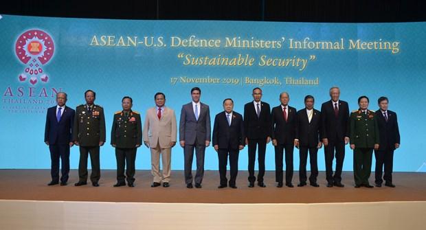 东盟与伙伴国加强防务合作 hinh anh 3