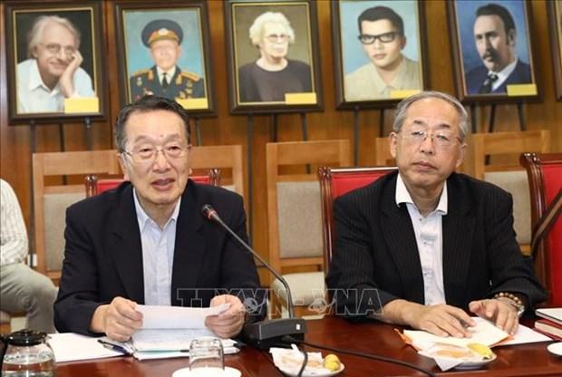越南促进维护世界和平运动 hinh anh 1