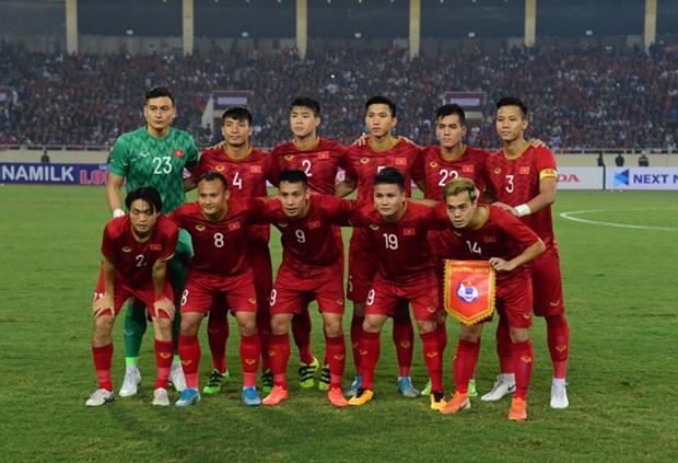 越南队今晚(19日)主场迎战泰国队 hinh anh 1