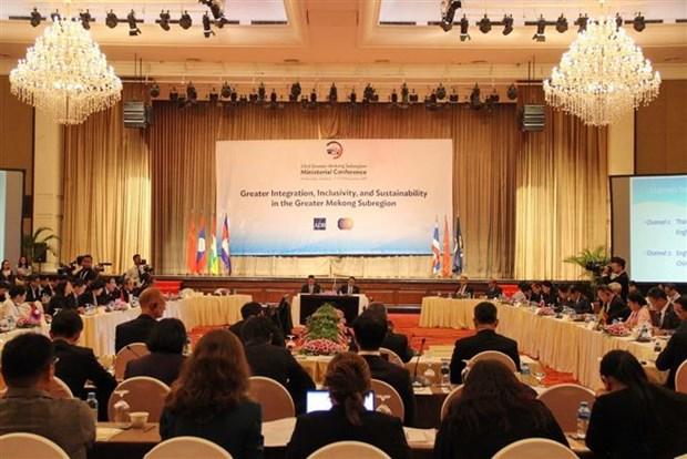 越南出席第23届GMS部长会议 hinh anh 2