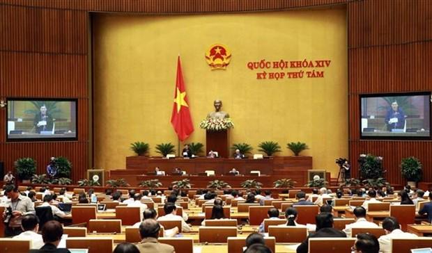 越南第十四届国会第八次会议公报(第二十一号) hinh anh 1