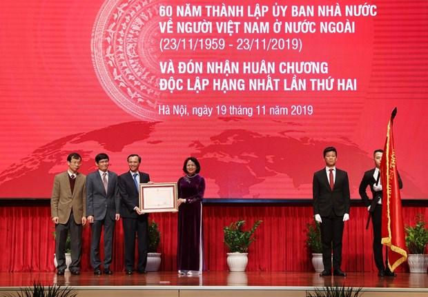 海外越南人事务国家委员会全力厚植海外侨胞的爱国主义情怀 hinh anh 1