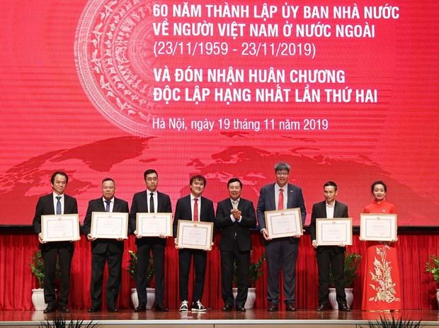 海外越南人事务国家委员会全力厚植海外侨胞的爱国主义情怀 hinh anh 3