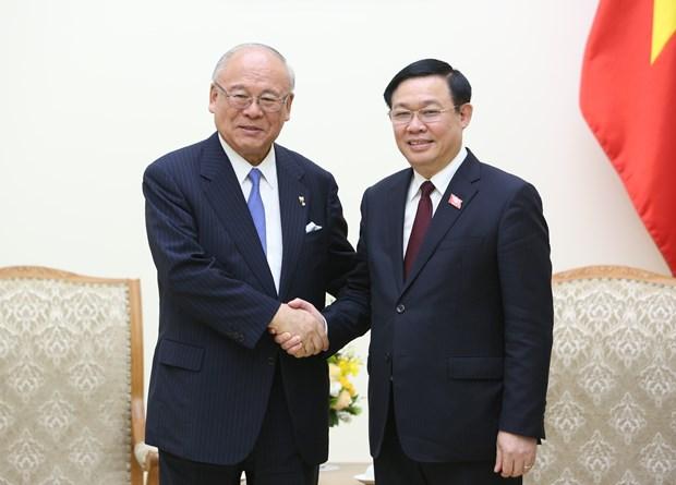 越南全力以赴推动越日纵深战略伙伴关系在更高层次上持续向前发展 hinh anh 1
