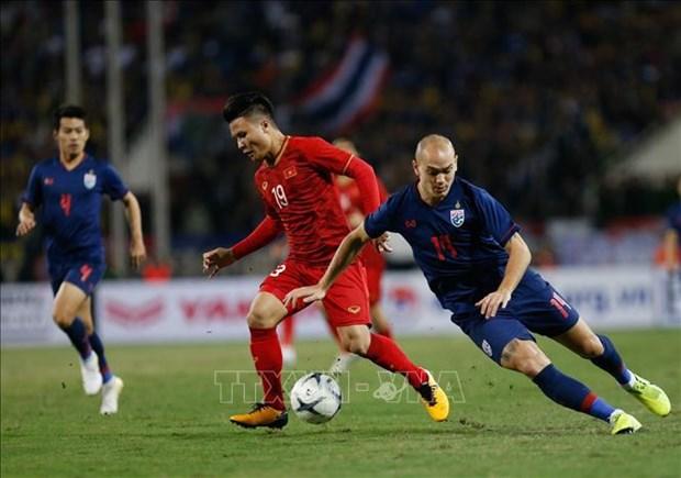 2022世预赛亚洲区第二阶段:越南队和泰国队以0比0握手言和 hinh anh 1