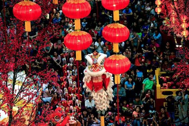 越南春节旅游市场步入旺季 hinh anh 2