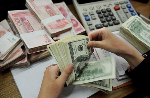 11月20日越盾对美元汇率中间价上调4越盾 hinh anh 1
