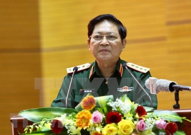 进一步促进越南与俄罗斯之间的军事技术合作 hinh anh 1