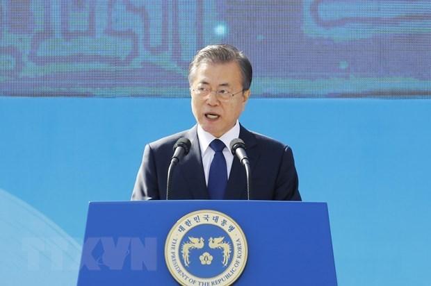 韩国-东盟特别峰会将发表《韩-东盟共同愿景声明》 hinh anh 1
