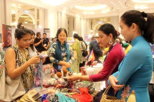 温馨的马来西亚国际慈善展会 hinh anh 1
