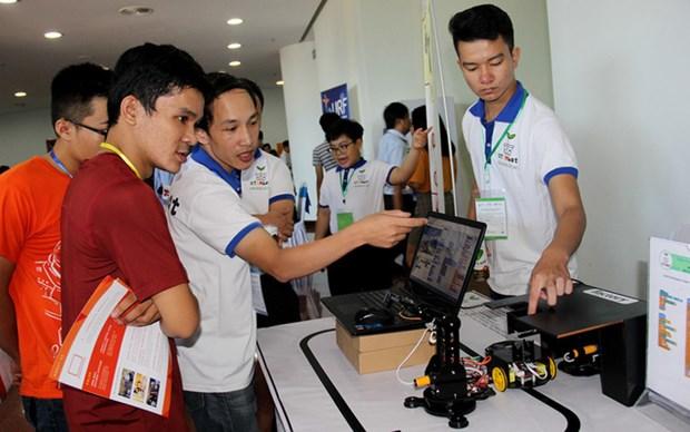 努力将岘港市建设成为中部与西原地区创新创业中心 hinh anh 1
