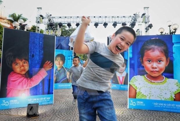 联合国《儿童权利公约》通过30周年盛大集会在纽约举行 hinh anh 1