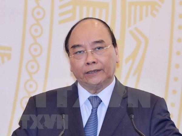 阮春福总理即将出席第一次韩国-湄公河国家峰会并对韩国进行正式访问 hinh anh 1