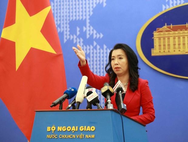 越南尚未收到英方为将39具受害者遗体运送回国提供援助金的信息 hinh anh 1