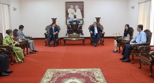 越柬致力于共建和平、友谊、合作与发展的边界线 hinh anh 2