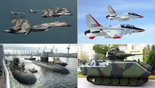 印度尼西亚与韩国讨论武器购买计划 hinh anh 1