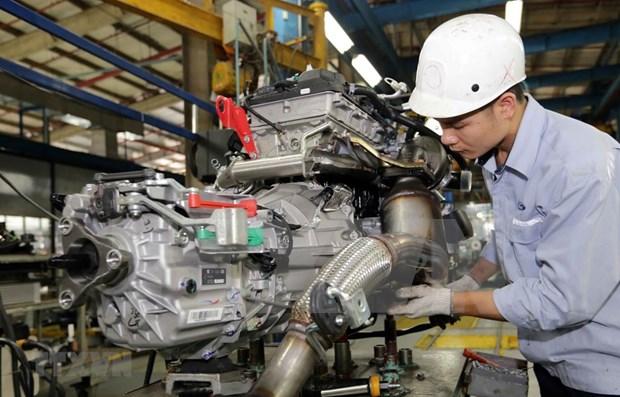 2021-2025年阶段越南GDP预计增长7% hinh anh 1