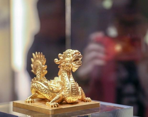 11·23越南文化遗产日纪念活动在河内等地举行 hinh anh 2