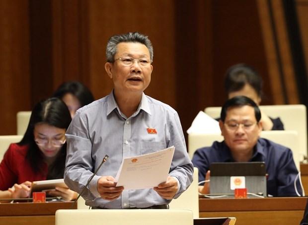 越南第十四届国会第八次会议通过《越南公民出入境法》 hinh anh 1