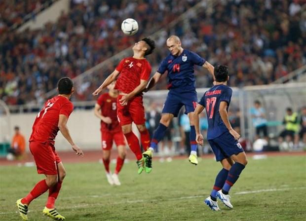 越南国足在国际足联11月排名中位居第94位 hinh anh 1