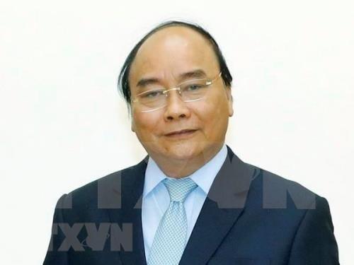 阮春福总理韩国之行—彰显出越南作为可靠且负责任国家 hinh anh 1