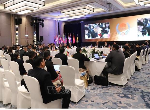 东盟首席法官理事会第七次会议:加快推进技术应用 hinh anh 2