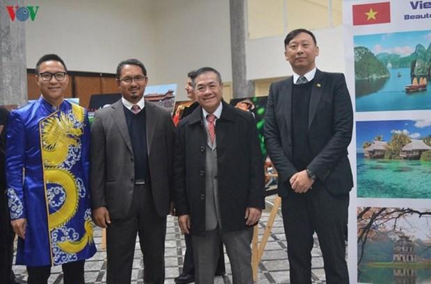 越南参加在摩洛哥举办的亚洲文化日 hinh anh 1
