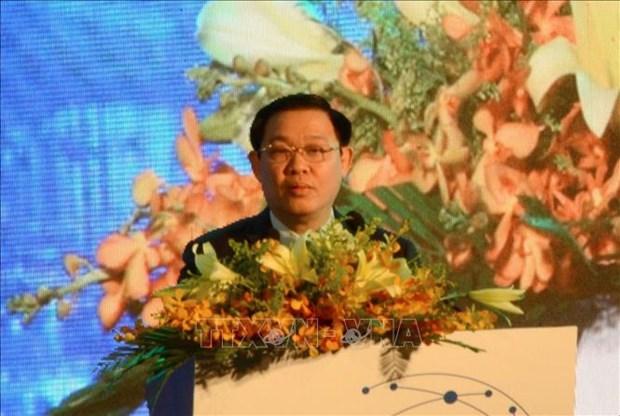 政府副总理王廷惠:为物流活动创造良好的经营环境 hinh anh 2