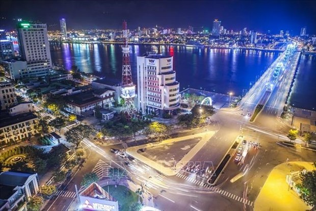 将岘港市建设成为安全的智慧城市 hinh anh 1