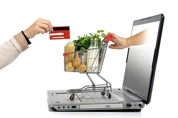 电商时代与越南电子商务物流的发展趋势 hinh anh 1
