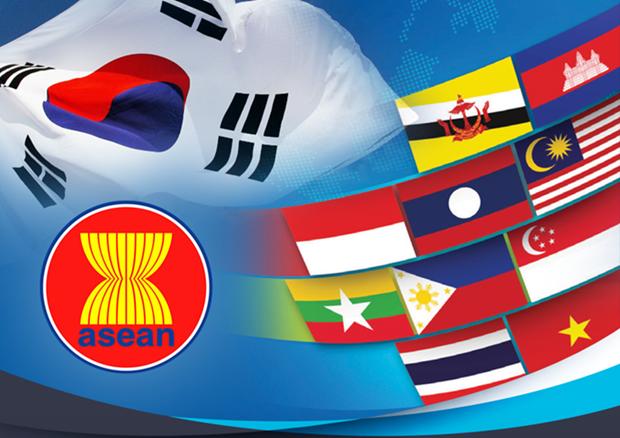 韩国希望东盟-韩国特别峰会成为新南方政策的良好开端 hinh anh 1