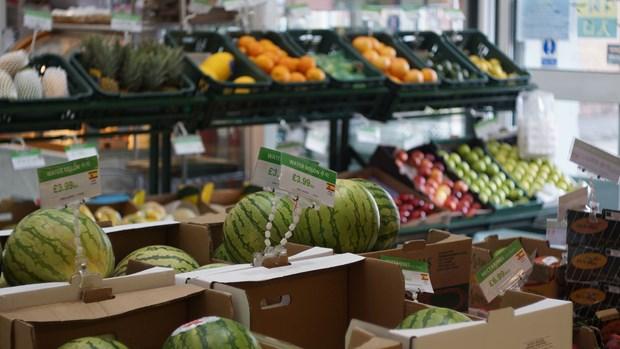 韩国农产品受到越南消费者的青睐 hinh anh 1