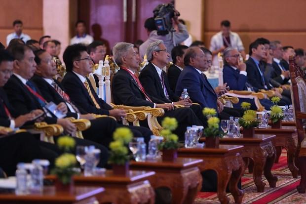 越南出席第22次东盟银行会议 hinh anh 3