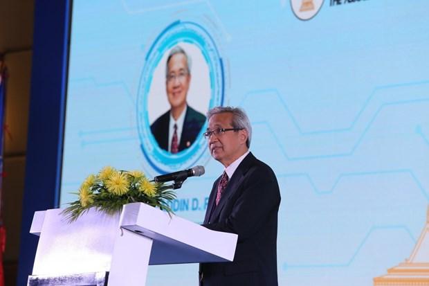 越南出席第22次东盟银行会议 hinh anh 2