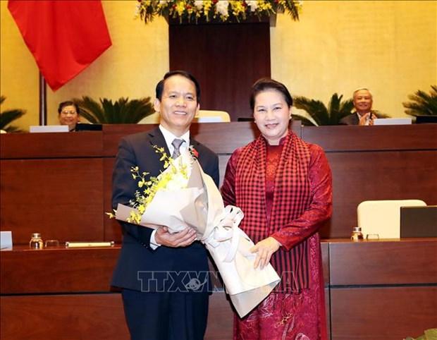 越南第十四届国会第八次会议公报(第二十六号) hinh anh 1
