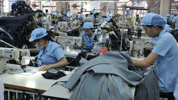 纺织业抓紧工业4.0的节凑 hinh anh 1
